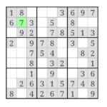 Sudoku-7  (Mod)