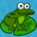 The Jumping Frog join the dots  (Mod)