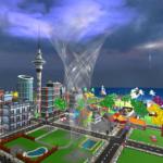 Tornado Rain and Thunder Sim  (Mod)