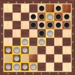 Ugolki – Checkers – Dama  (Mod)