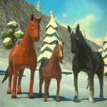 Winter Horse Simulator  (Mod)