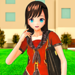 YUMI Girl High School Simulator – Anime Simulator  (Mod)