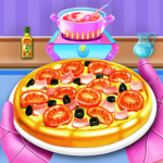 pizza maker and delivery games for girls game 2020  (Mod)